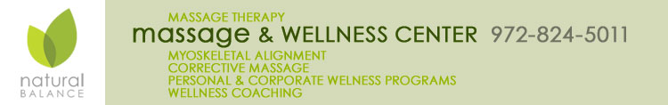 Natural Balance Body Work & Wellness